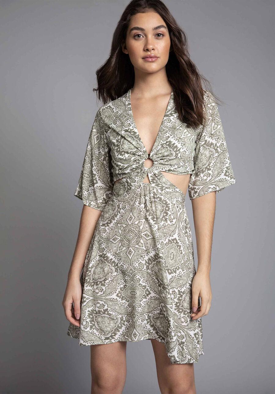 Vestido Recorte Cintura, BYRON BAY, large.
