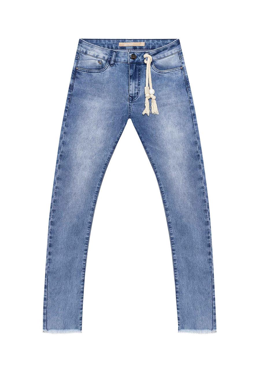 Calça Jeans Com Elastano Sirena, , large.