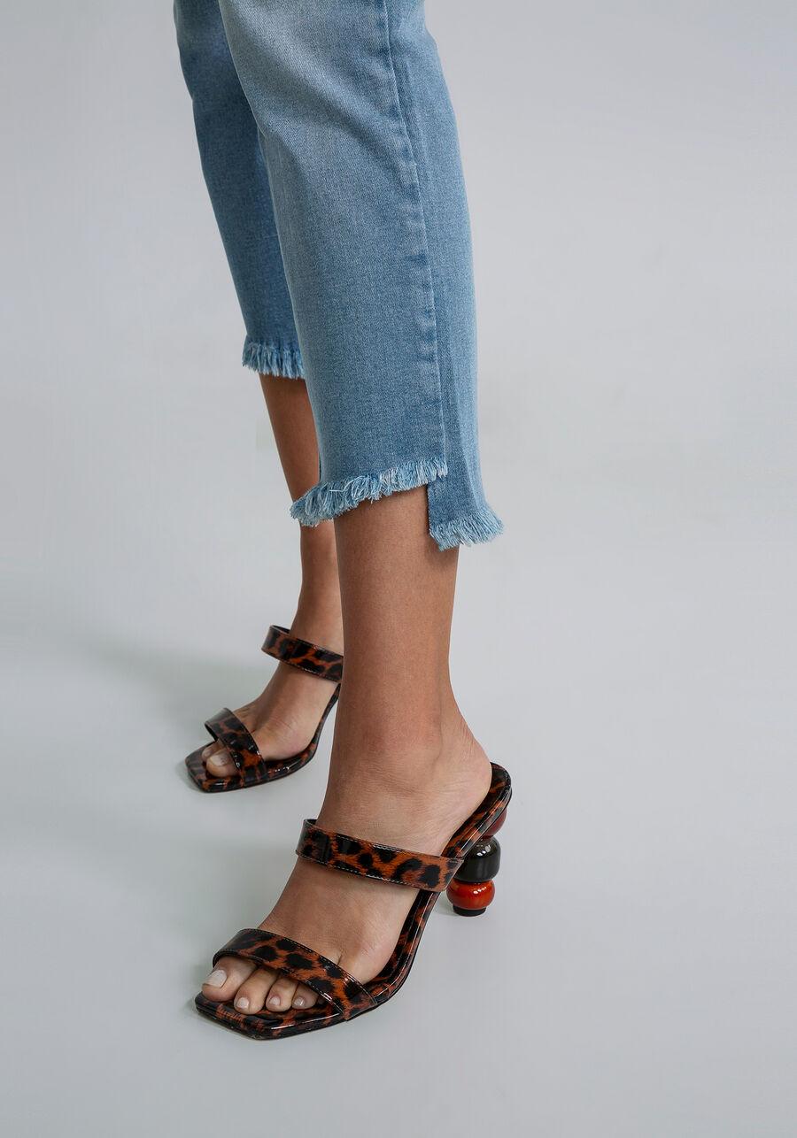 Calça Jeans Reta Tulum Cropped, JEANS, large.