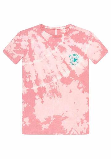 T-Shirt Helena Bordon Rosa Wan, ROSA, large.
