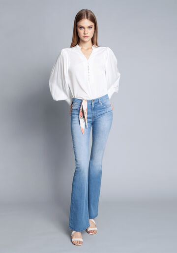 Calça Jeans Com Elastano Malibu Malibu, JEANS, large.